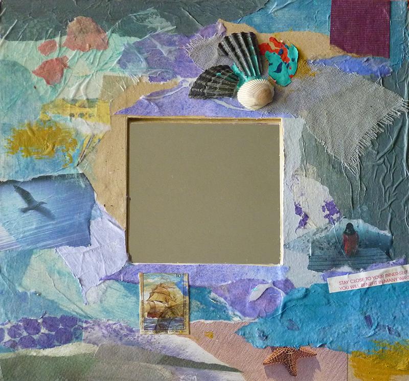 Ocean - Fortune mirror